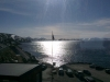 Hotel view from Hammerfest