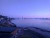 Midnight sun in Hammerfest