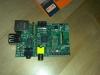 Raspberry Pi B Board